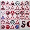 Diseño de nuevas señales de tráfico.